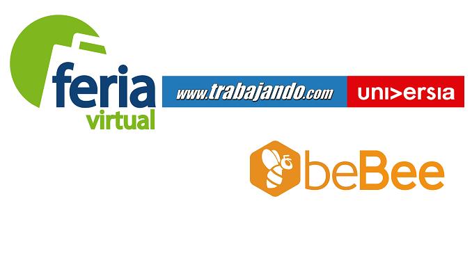 beBee participa en la Feria Virtual trabajando.com