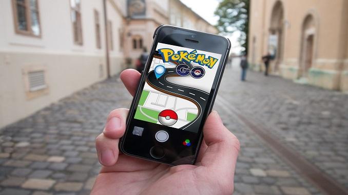 Pokémon encontrados en lugares insospechados