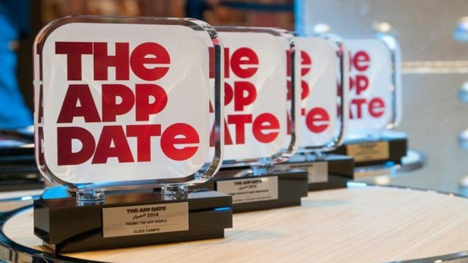 The App Date Awards 2016