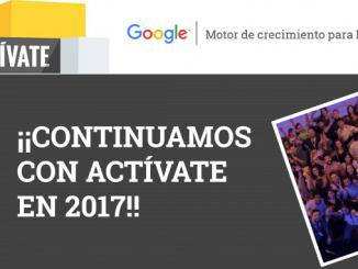 Actívate continúa en 2017