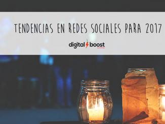 Tendencias de Social Media Marketing para el 2017