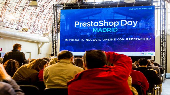 PrestaShop Day reunirá a los mayores expertos del e-commerce en Madrid el 4 de mayo