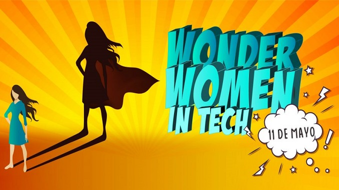 Wonder Women in Tech 4 Wonder Women del mundo tecnológico
