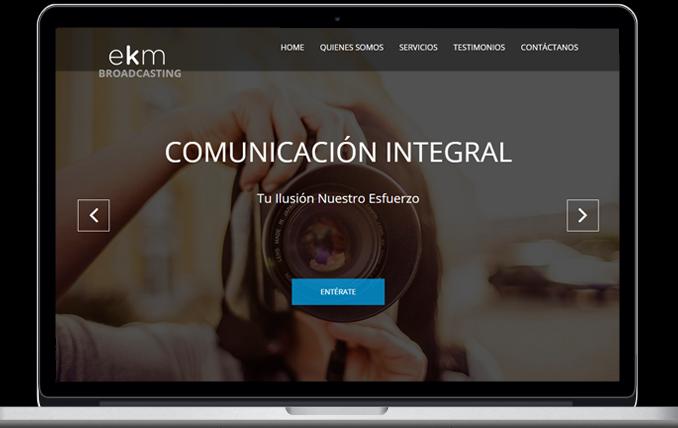 EKM Broadcasting se hace con la comunicación externa de Aemol Consulting