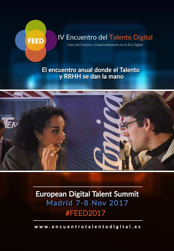 European Digital Talent Summit - FEED IV - Encuentro del Talento Digital