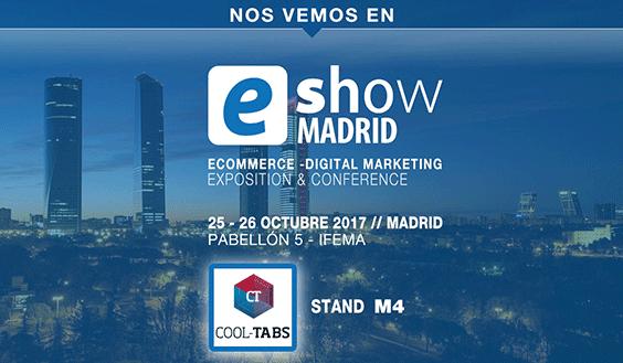 Cool Tabs finalistas en los eAwards Madrid 2017