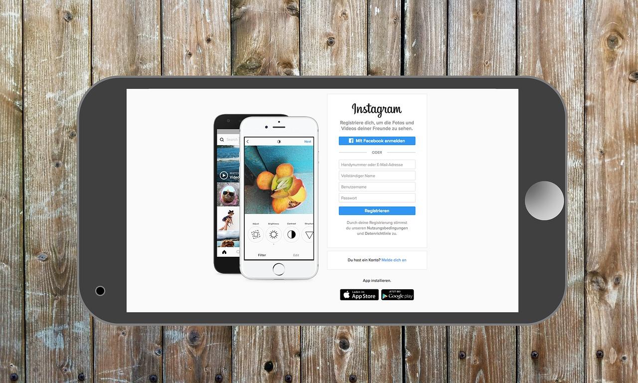 Instagram, la red social olvidada de las marcas de automoción
