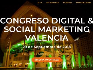 Congreso Digital y Social Marketing Valencia