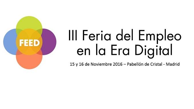 III Feria del Empleo en la Era Digital (FEED 2016)
