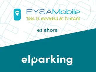 EysaMobile es ahora ElParking. Descarga la nueva app. EysaMobile está comunicando ya a sus usuarios la disponibilidad de la nueva App.