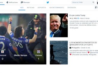 Lo mejor de Twitter en un instante con Momentos que ha sido presentado en España
