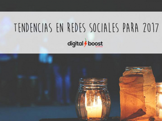 Tendencias de Social Media Marketing para el 2017