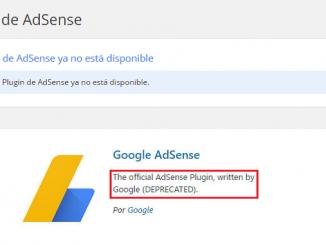 El Plugin de AdSense para WordPress ya no está disponible. Ayuda para los editores afectados