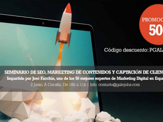 Galejobs formará a casi 100 profesionales de marketing digital