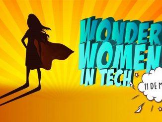 Wonder Women in Tech 4 Wonder Women del mundo tecnológico