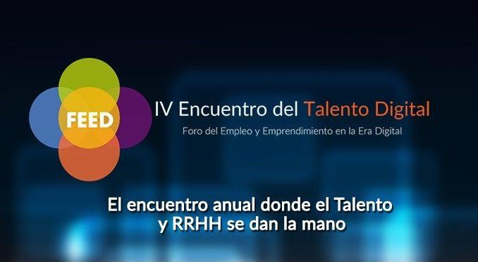 European Digital Talent Summit - FEED IV - Encuentro del Talento Digital