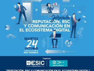 Jornada de Reputación, RSC y comunicación en el ecosistema digital