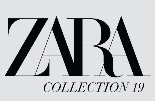 Nuevo logo de Zara