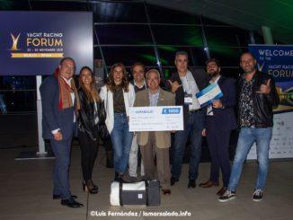 Tactic Audiovisual empresa ganadora del Mirabaud Sailing Vídeo Award