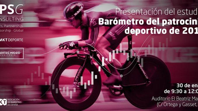 """Presentación del """"Barómetro de patrocinio deportivo 2019"""""""