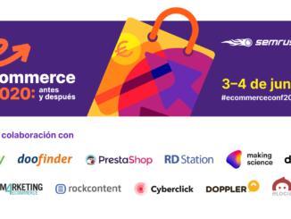 SEMrush Conferencia E-commerce 2020: antes y después