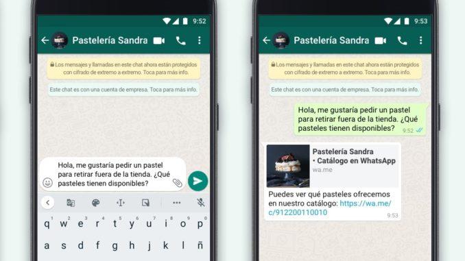 Guía de iniciación en WhatsApp Business