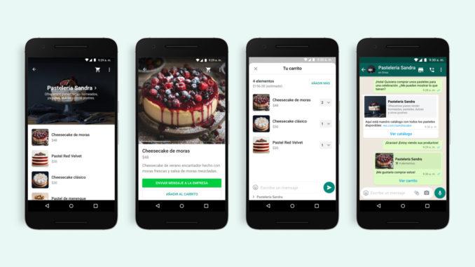 Facilitamos la experiencia de compra en WhatsApp con la implementación de carritos