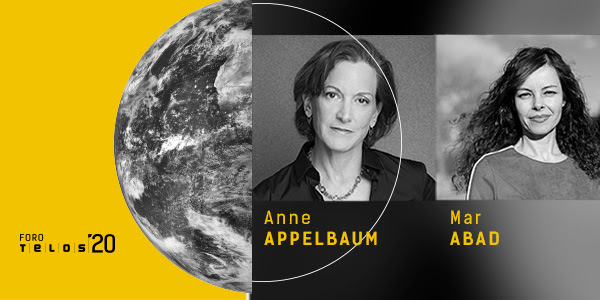 Foro Telos 2020. Encuentro con Anne Applebaum