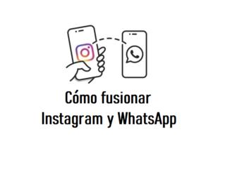 Como fusionar Instagram y WhatsApp