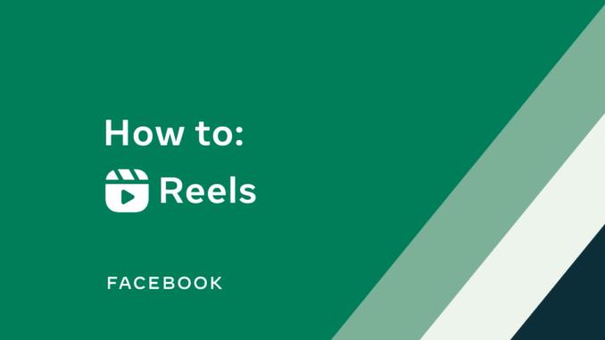 Cómo crear un vídeo con Instagram Reels